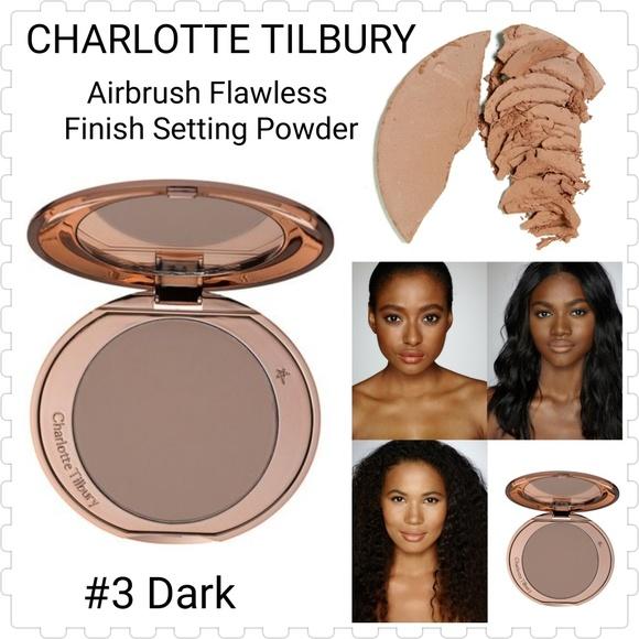 Airbrush Flawless Finish Setting Powder by Charlotte Tilbury #5